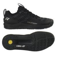 Sepatu Tenis Tennis Yonex Eclipsion 3 Black Power Cushion Original
