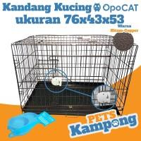 Perlengkapan hewan / Kandang hewan / Kandang kucing C03