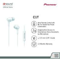 Pioneer Earphone In Ear with mic SE-C1T