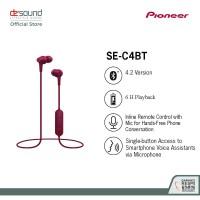 Pioneer Bluetooth Earphone SE-C4BT