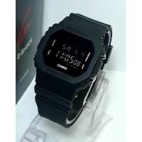 PALING LAKU !! Jam tangan G-Shock DW-5600 GLS-5600 Full black digital