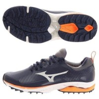 Mizuno Wave Spikeless Golf Shoes ORIGINAL - Sepatu Golf Pria Branded