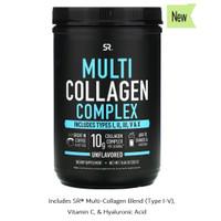 Sports Research Collagen Multi Collagen Complex 5 Types, Unflavored