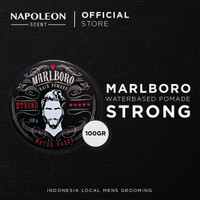 Pomade Waterbased Strong Strenght - 100 gram (by Napoleon)
