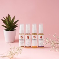 Paket A - Coconut, Castor, Grapeseed, Sweet Almond Oil