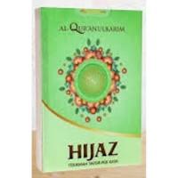 Al Quran Per Kata HIjaz For Women Ukuran A5 Terjemah