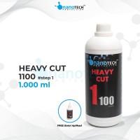 HEAVY CUT 1100 (Step 1) polish poles Nanotech Protection not menzerna
