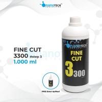 FINE CUT 3300 (Step 3) Nanotech Protection polish poles Not Menzerna