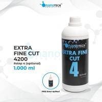 EXTRA FINE CUT 4200 (Step 4/Optional) Nanotech Protection not menzerna