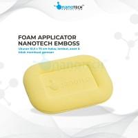 Busa Poles Foam Aplicator Pad Sponge Aplikator Wax Polishing Detailing