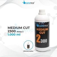 MEDIUM CUT 2300 (Step 2) polish poles Nanotech Protection not menzerna