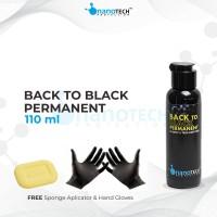 Back To Black Permanent Plastic & Trim Restorer Nanotech Protection