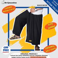 Sarung celana wadimor polos hitam