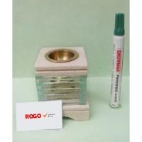 Tungku Aromaterapi Lilin Mini TML 2