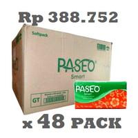 Grosir Tissue Paseo 250 sheets 2ply hargamurah (Dus)