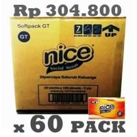 Grosir Tissue Nice 180 sheets 2ply hargamurah (Dus)