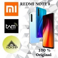 Xiaomi note 8 4/64 garansi tam 1 tahun - Hitam