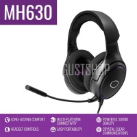 Cooler Master MH630 Gaming Headset with Hi-Fi Sound