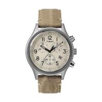 Timex Jam Tangan Pria [MK1 - Steel Chrono] Khakhi
