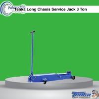 Tenka Long Chasis Service Jack - Dongkrak Buaya Panjang 3 Ton