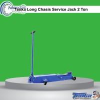 Tenka Long Chasis Service Jack - Dongkrak Buaya Panjang 2 Ton