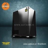 Casing PC Armageddon NIMITZ TR1000 NON PSU = Cube Gaming VARDE