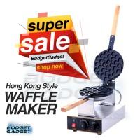 OBRAL SALE Mesin Alat Cetakan Kue Egg Waffle Hongkong Style 220V/110V