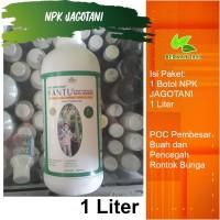 Jimmy Hantu NPK Jagotani 1 Liter Pupuk Organik Buah