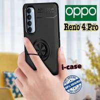 Soft Case Oppo Reno 4 iRing AutoFocus Ori casing cover oppo Reno 4 Pro
