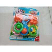 Mainan Bayi Kincring, Rattle - 5Pcs - Zr002