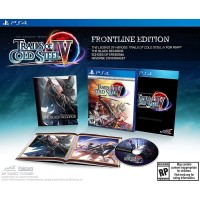 PS4 Trails of Cold Steel IV Frontline Edition (Reg 1/USA/Eng)