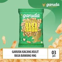 Garuda Kacang Kulit Rasa Bawang 90g x 3 Pcs (BPD)