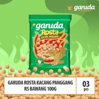 Garuda Rosta Kacang Oven Rs Bawang -100g (ORBM) 3 Pcs