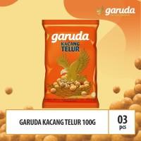 Garuda Kacang Telur - 100g x 3 Pcs (TGD)