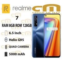 Realme 7 8/128 RAM 8GB ROM 128GB GARANSI RESMI REALME
