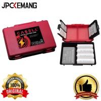 Battery Case & Memory Case Casell Storage Case Holder ORIGINAL