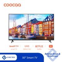 COOCAA 50 inch 4K UHD Netflix&Youtube Built-In Smart TV- Wifi (50S3N)
