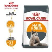 Makanan Kucing Royal Canin Hair & Skin 400g