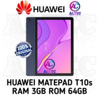 Huawei Matepad T10s Wifi Only 10.1 inch 3/64 RAM 3GB ROM 64GB RESMI