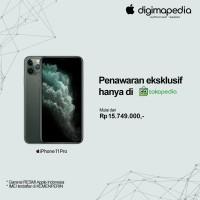 iPhone 11 Pro / 11 Pro Max 64GB/256GB RESMI INDONESIA (Digimap/iBox)