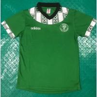 Jersey Retro Nigeria Home 1994-95