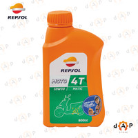 OLI MOTOR MATIC REPSOL MOTO MATIC 800 ML , VARIO ,BEAT , MIO