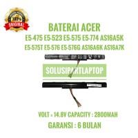 BATERAI ACER ASPIRE E5-774G E5-475G E5-476 E5-523G AS16A5K ORI