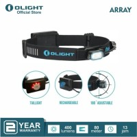 OLIGHT Array Headlamp Senter Kepala LED