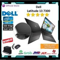 Laptop Dell Latitude 13 7300 Carbon Core i7 8665 16GB 512ssd 13.3FHD
