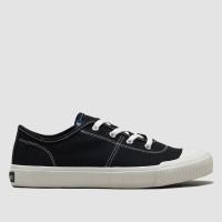 BRODO - Sepatu Vulcan Low Black WS