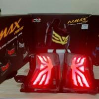 Lampu Sein LED New Nmax 2020 / Lampu Sen Sein Running New Nmax 2020