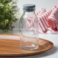 Botol Kaca Murah - Botol Beling - Botol ASI Kaca 100 ml