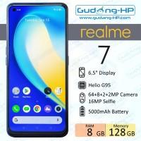 Realme 7 8/128 GB Garansi Resmi