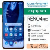 Oppo Reno 4 Pro 8/256 GB Garansi Resmi